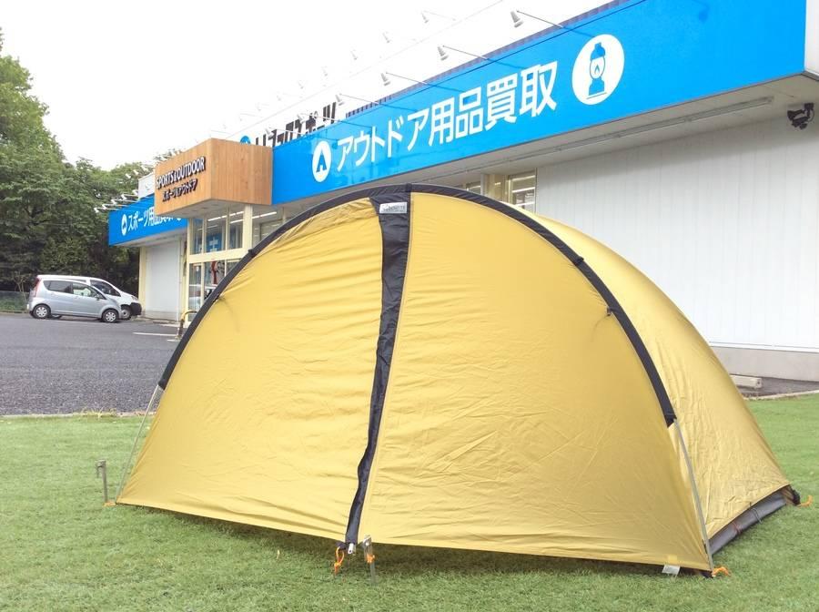 【TFスポーツ柏店】ARAI TENT RIPENトレックライズ1DX仕様が入荷です。【中古アウトドア・トレッキング】