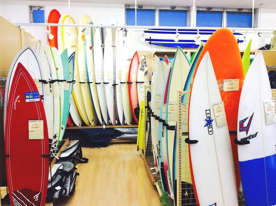 【TFスポーツ柏店】8月もやります!サーフボードが最大50%OFF!【中古ショートボード・中古サーフボード】
