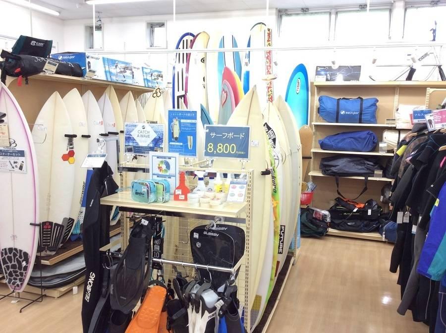 【スポーツ柏】近日入荷のサーフボードご紹介!!