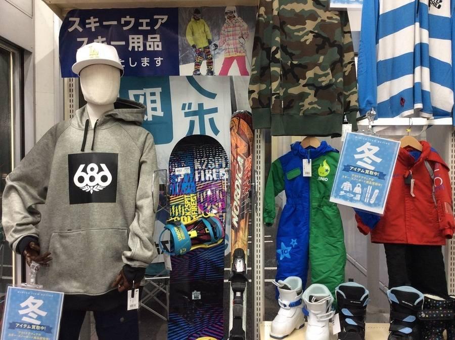 【スポーツ柏】スキー お勧め商品のご紹介!