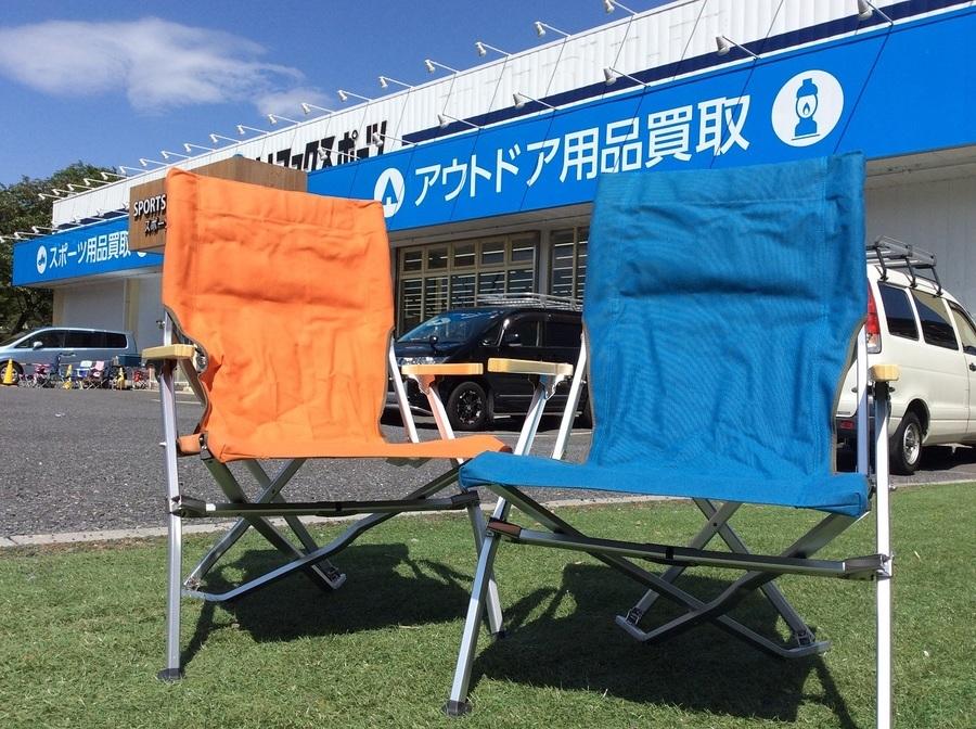 【スポーツ柏】SNOWPEAK ローチェア30 人気廃盤カラー入荷!