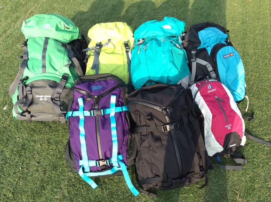 トレファクスポーツ柏店の近日入荷したバッグパックのお知らせ!