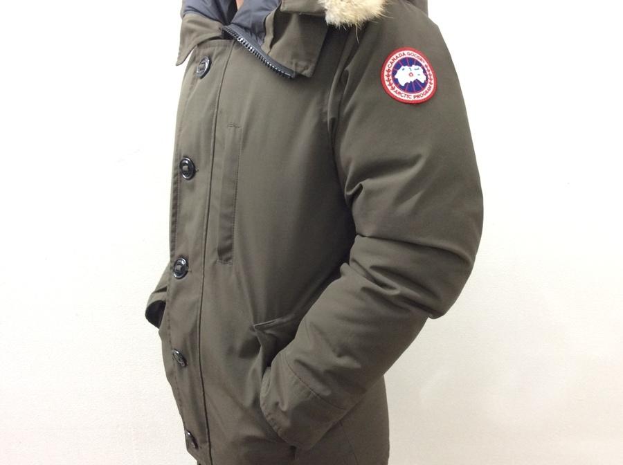 CANADA GOOSE(カナダグース)のダウンジャケットが入荷しました!
