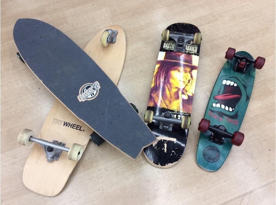 当店のスケートボード在庫をご紹介!
