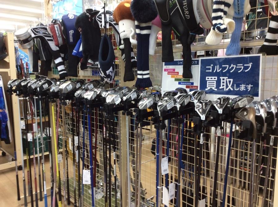 6月第1弾ゴルフ用品の最新入荷情報です!オンライン購入可!