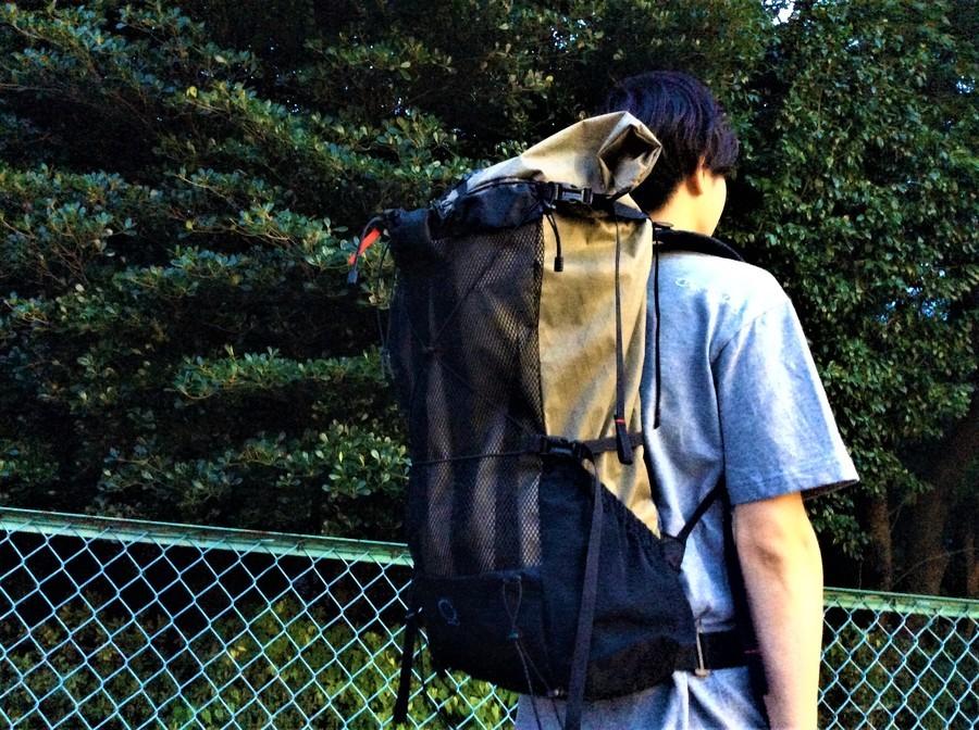 【入手困難】山と道のバックパック、THREE入荷!