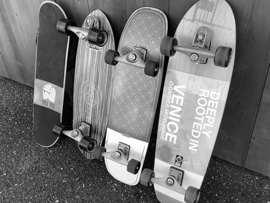 カーバー(CARVER)スケートボードの最新在庫情報です!