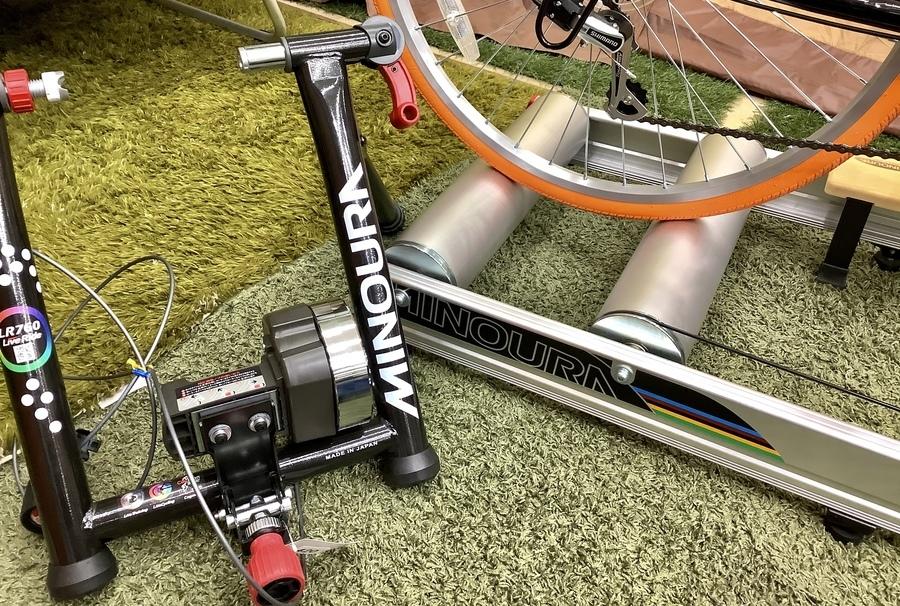 【自転車買取】MINOURA(ミノウラ)の3本ローラーサイクルトレーナーなどオンラインから購入可能です!