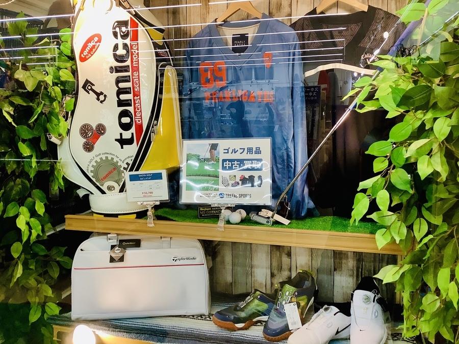 【中古買取】ゴルフ用品&ゴルフウェア強化買取中!PEARY GATES(パーリーゲイツ)高価買取!