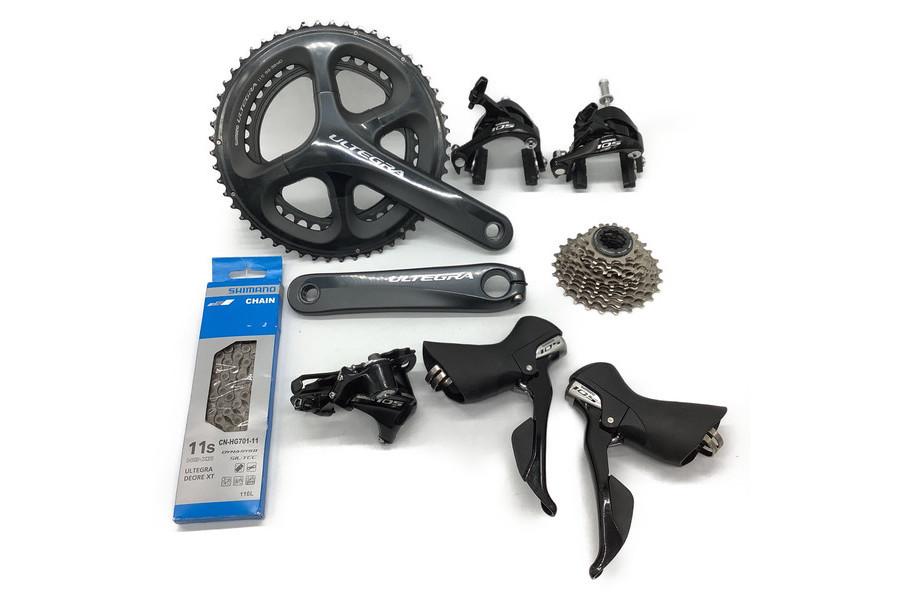【自転車用品買取】オンラインからも購入可能なSHIMANO(シマノ)のコンポーネントのご紹介