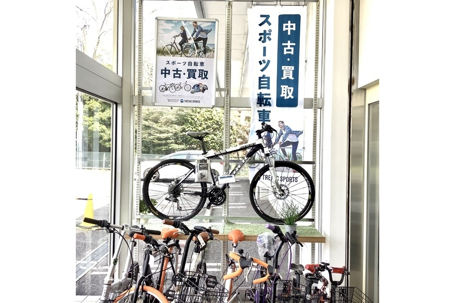 自転車・サイクル用品買取強化してます!沢山お持ち込みください!