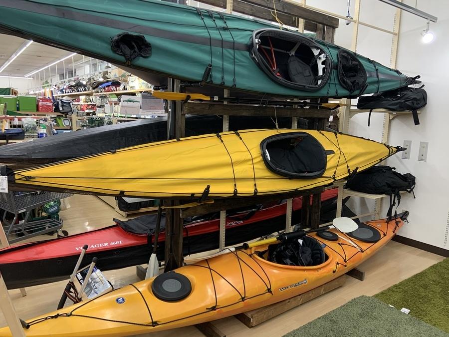 ARFEQ(アルフェック)&Feathercraft(フェザークラフト)の組み立て式ボートが大量入荷!!