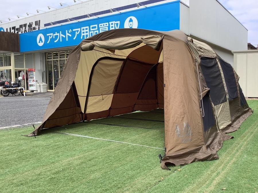 オガワの超大型テント!ティエララルゴ入荷!