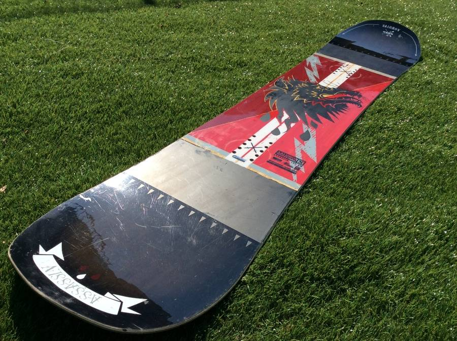 「シーズンスポーツのスノーボード 」