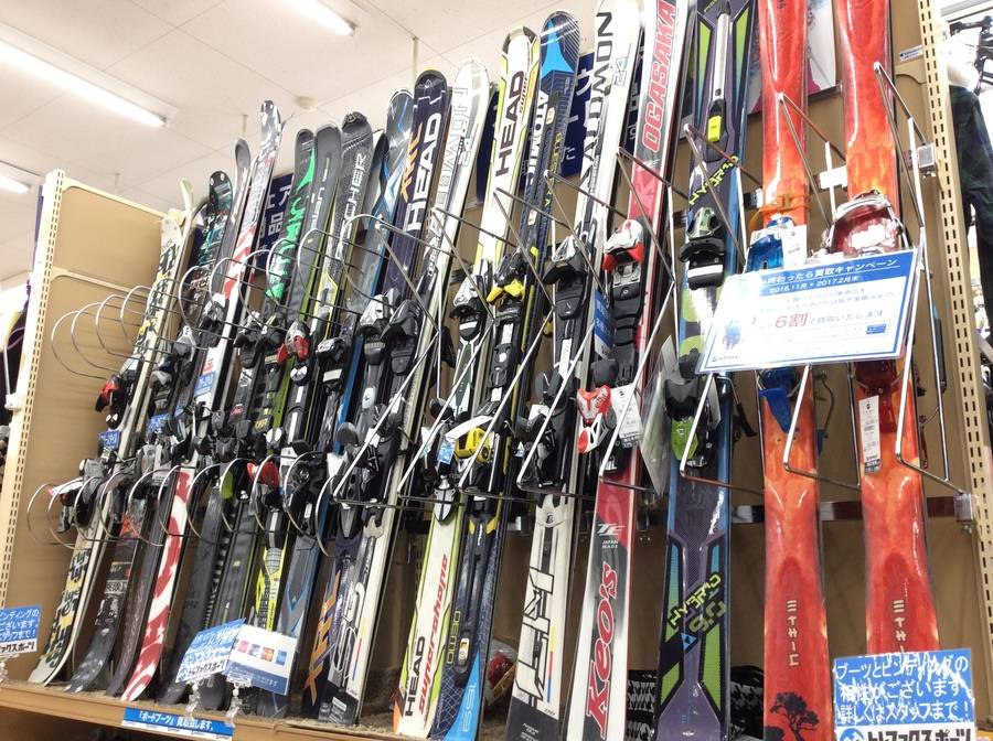「スポーツ・アウトドアのスキー用品 」