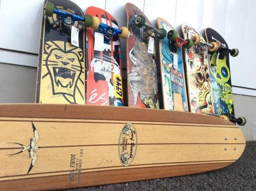 スケートボードのスケボ