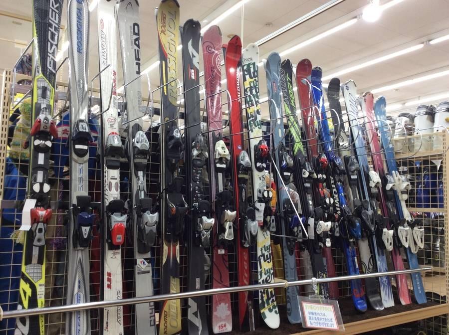 スキーのショート