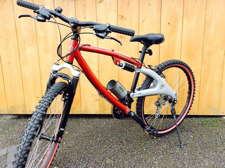 中古自転車 柏の中古サイクル用品