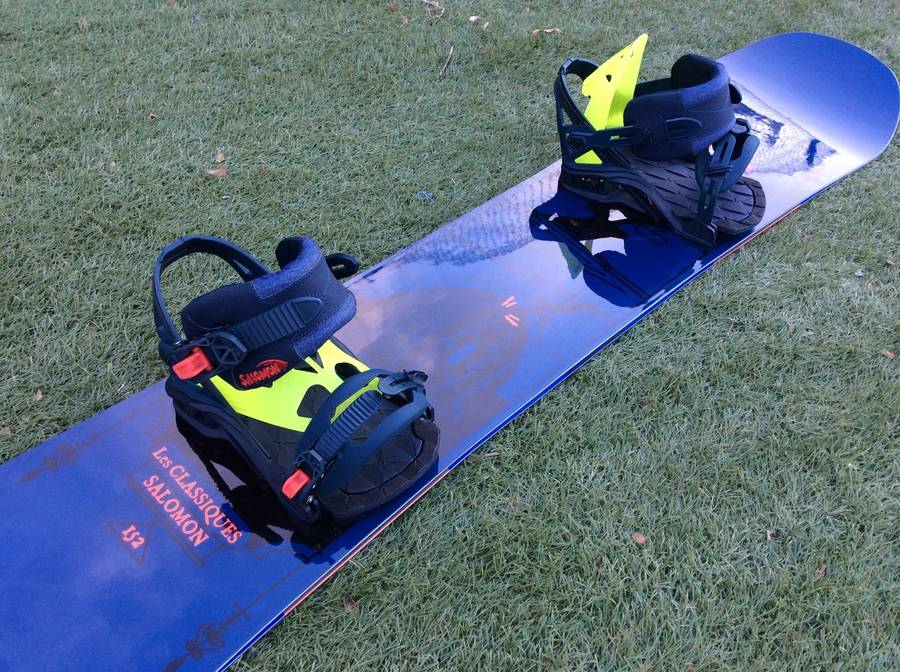 スノボの中古スノーボード用品