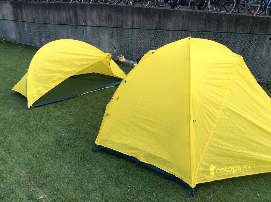 流山 キャンプ用品