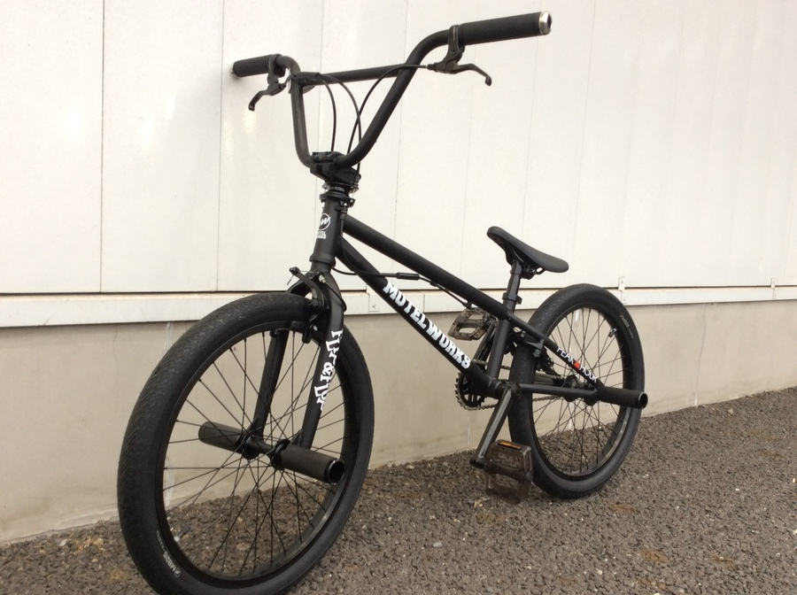 BMXのフリースタイル