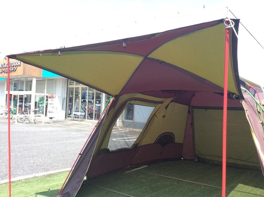 キャンプ用品のツールーム