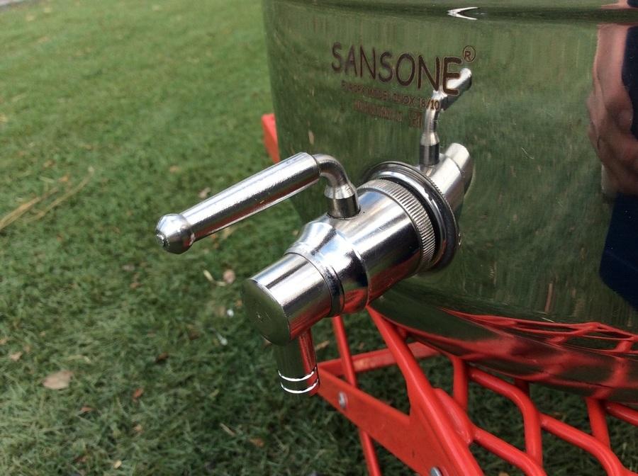 キャンプ用品のサンソン