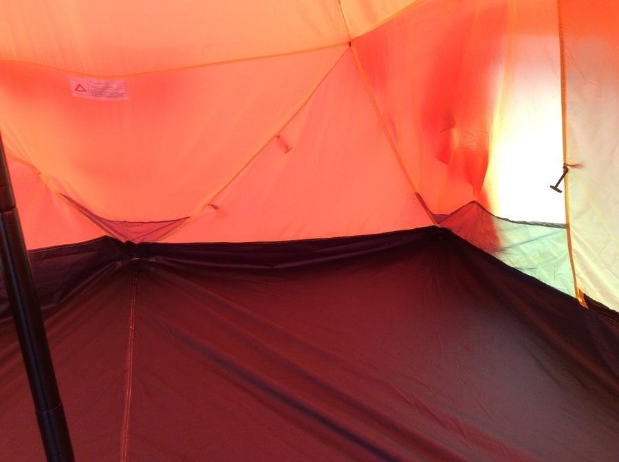テントのベルガンス