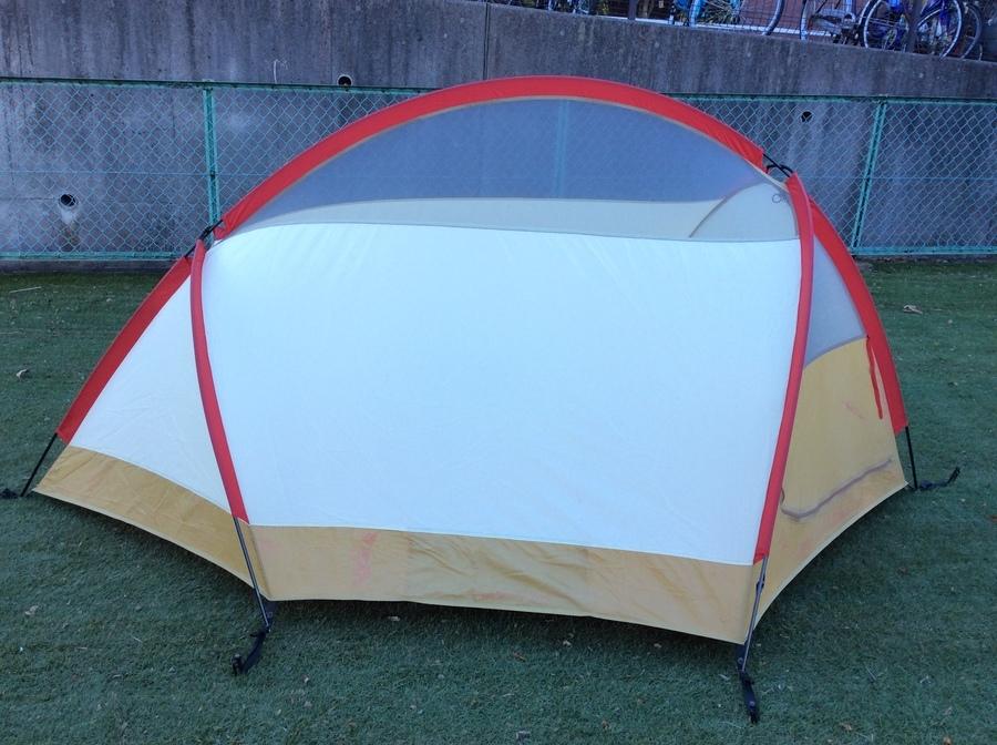 テントのMOSS