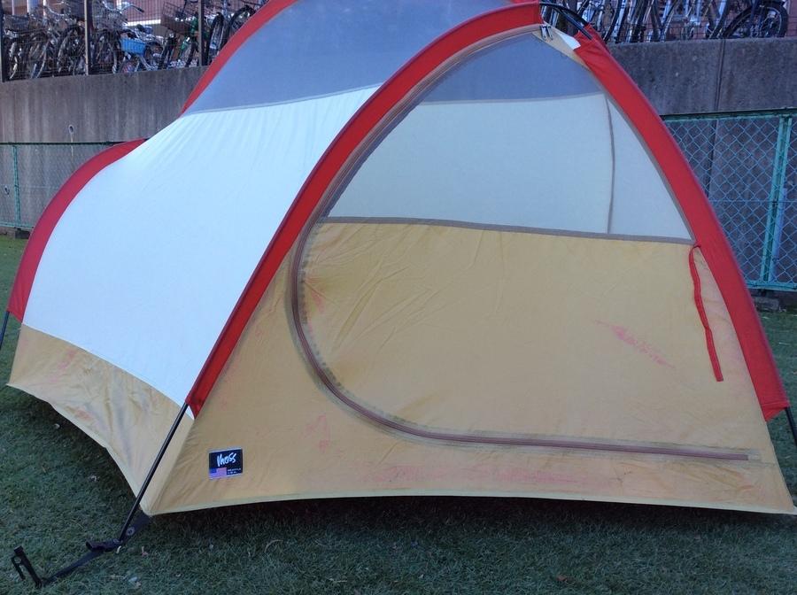 モスのテント