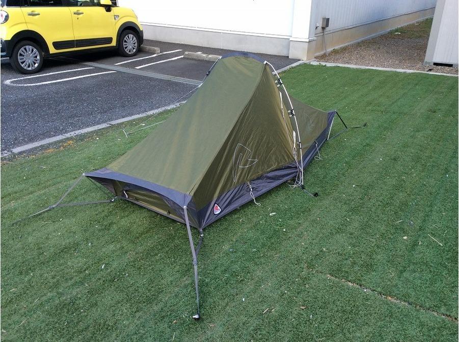 テントのROBENS
