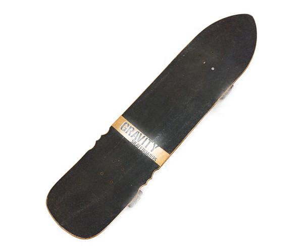スノーボードのデスレーベル