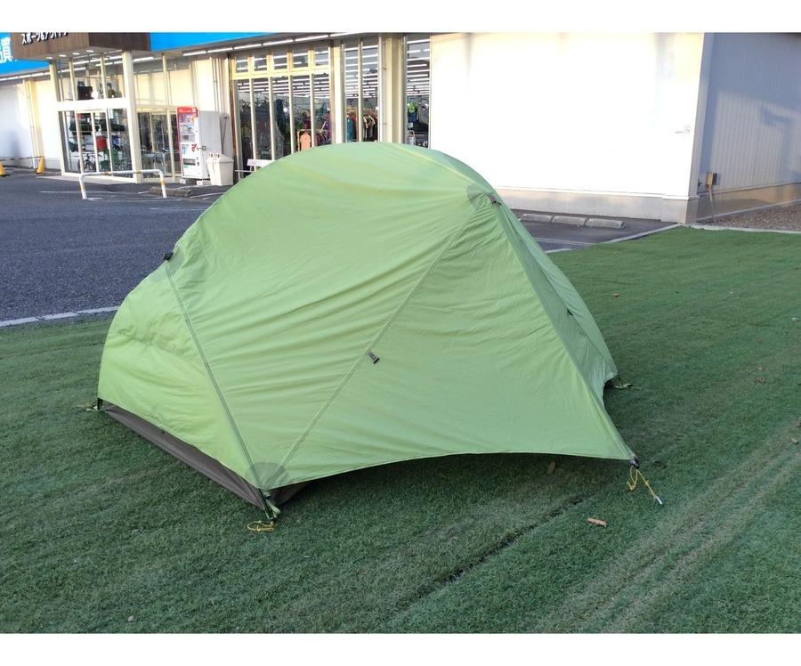 テントのセール