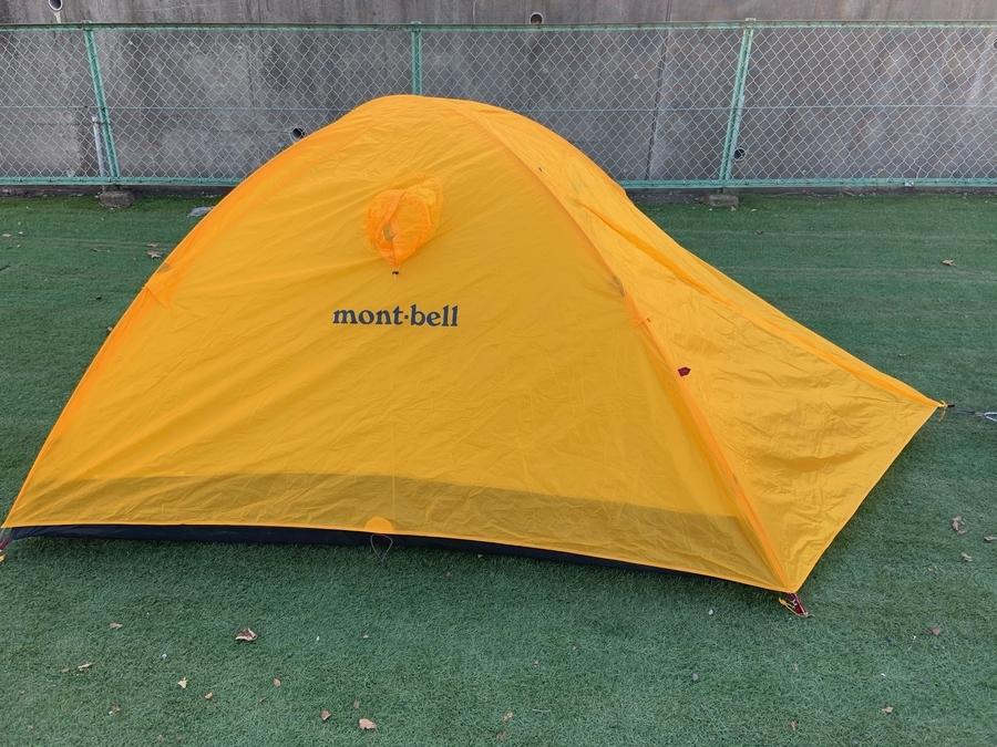 ツーリングテント キャンプ
