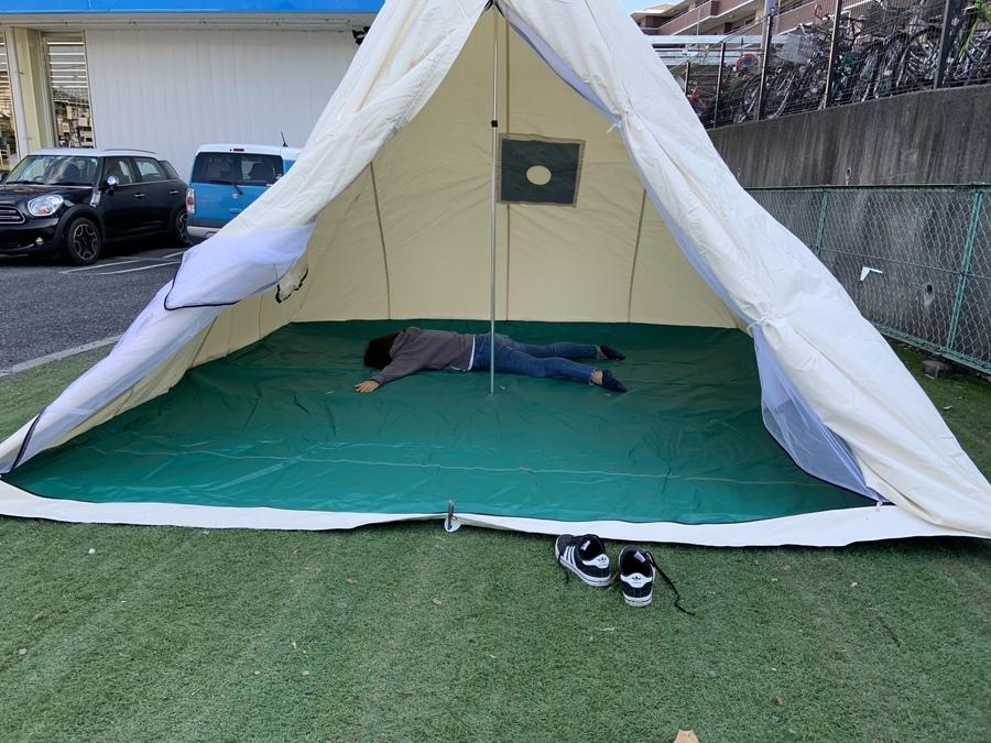 キャンプ用品のベッケルキャンバスプロダクツ