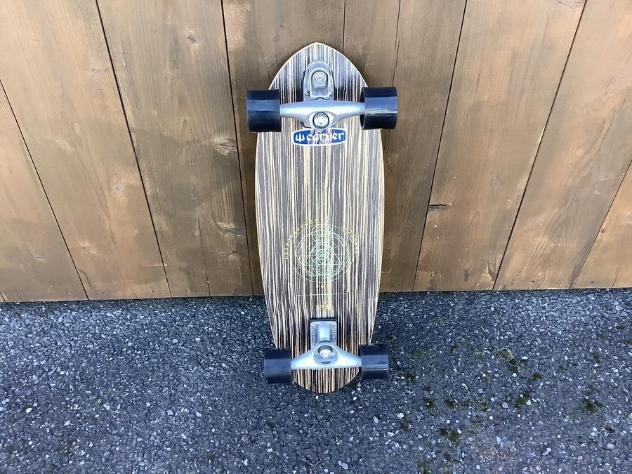 スケートボードのCARVER
