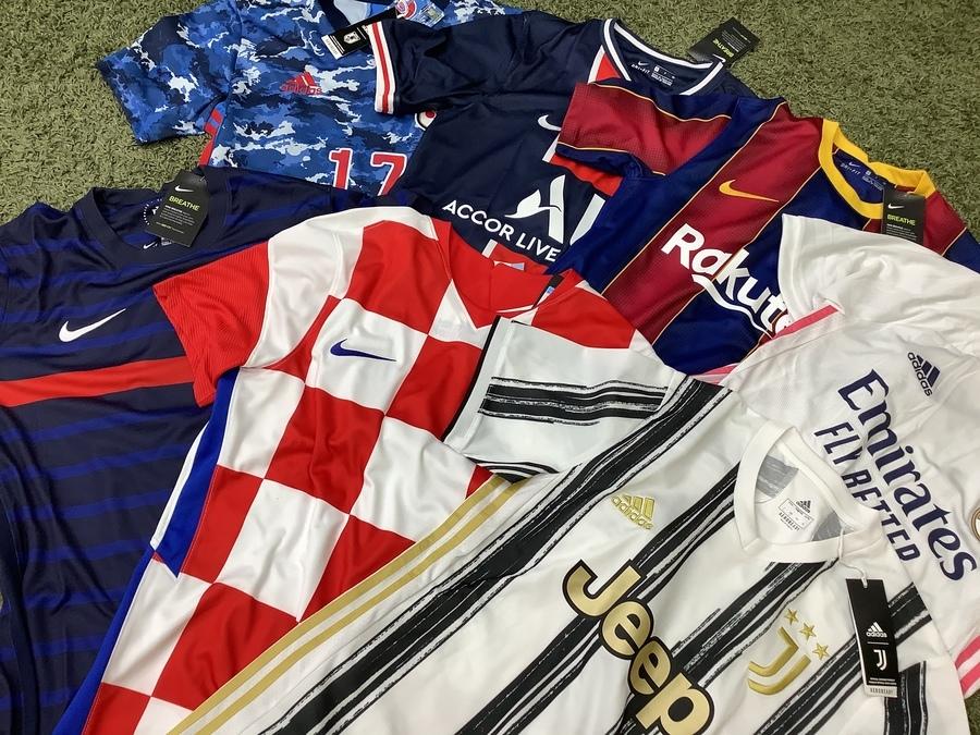 スポーツ用品のサッカー