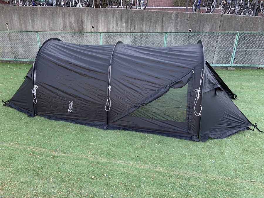 テントのDOD