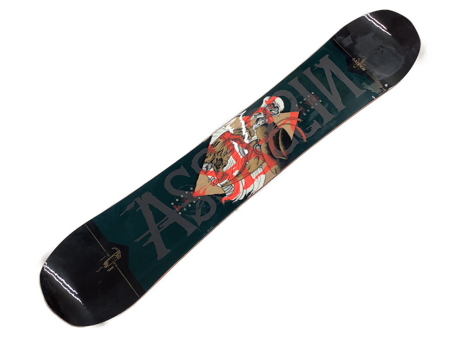 スノーボードのSALOMON