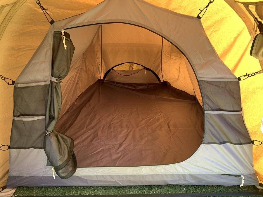ソロキャンプのDOD