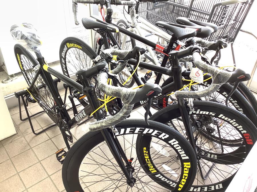 サイクル用品の自転車 中古
