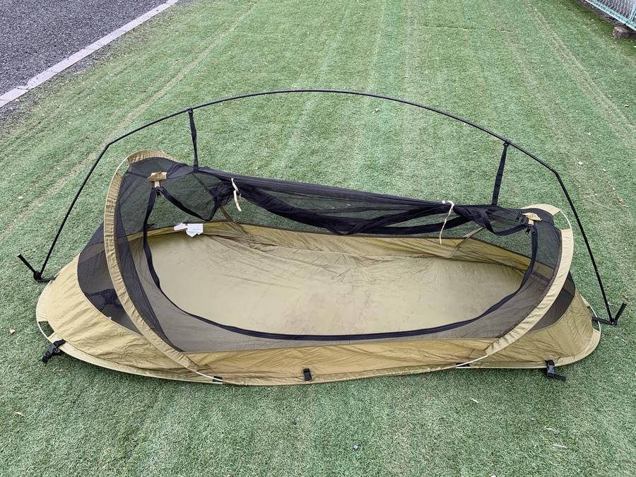 キャンプ用品のソロキャンプ