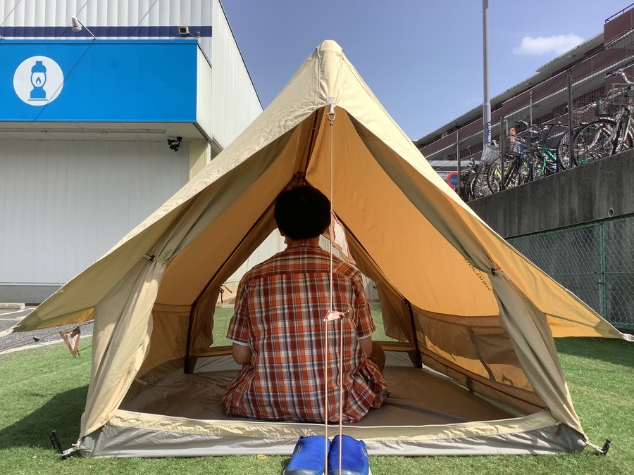 テントのノルディスク