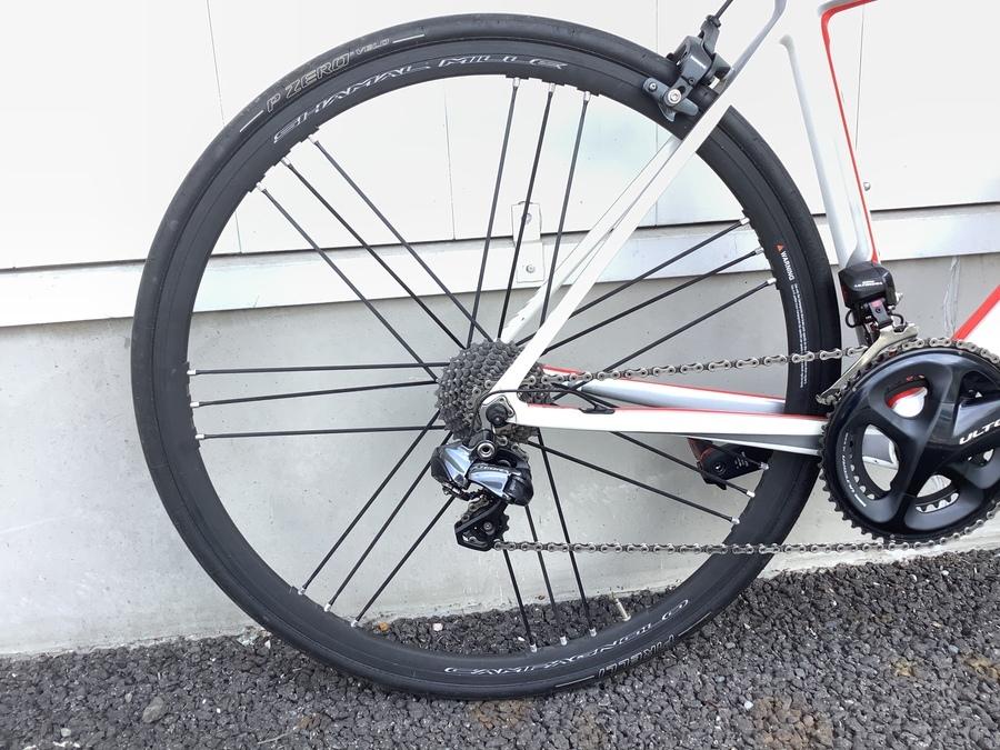自転車のデローザ