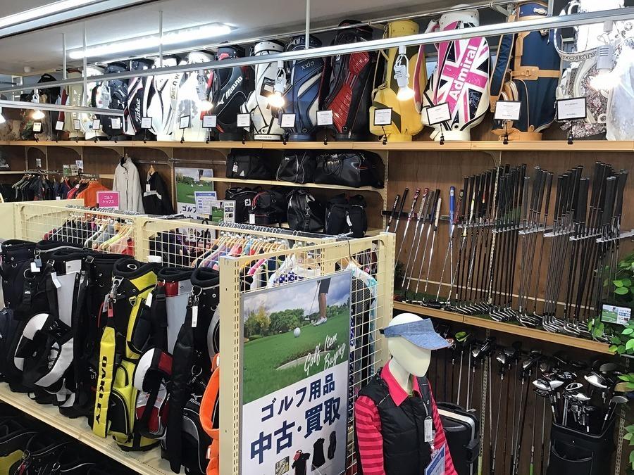 【スポーツ幕張】江戸川区、江東区から近いゴルフ用品の販売&買取店!