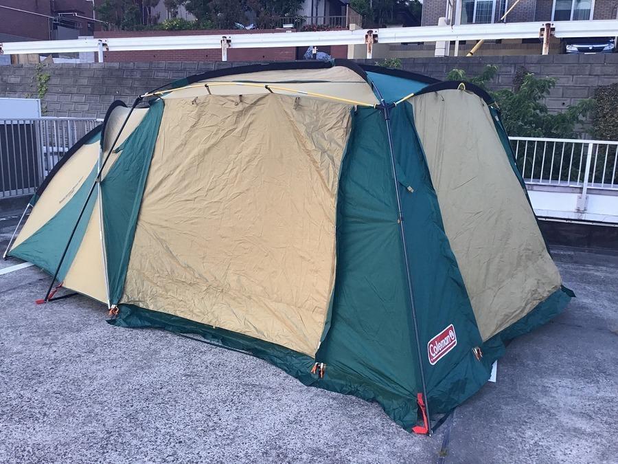 人気のツールームテントをお探しならトレファクスポーツ幕張へ!!
