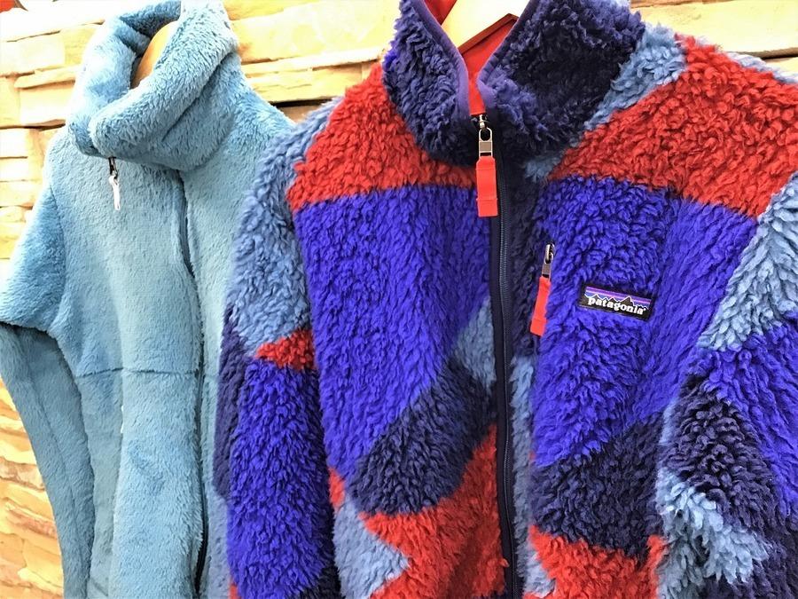 【スマホで購入】ノースフェイス・パタゴニアの人気秋冬アウター入荷!