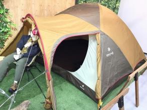【初心者必見】秋冬キャンプデビューにに向けてスノーピークのアメニティドームはいかが?