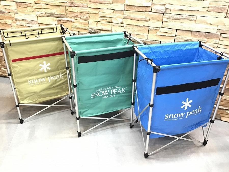 スノーピーク製品をお探しならトレファクスポーツ幕張店へ!!