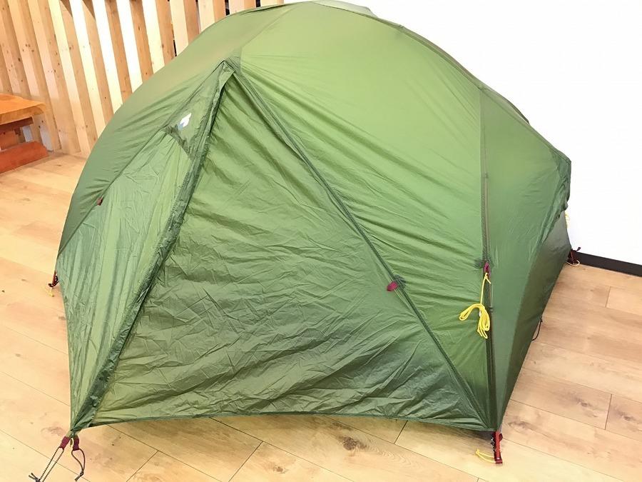 【モンベル】過ごしやすい山テント!ルナドーム2型入荷速報!